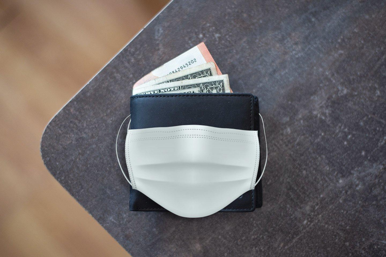 pinigų taupymas